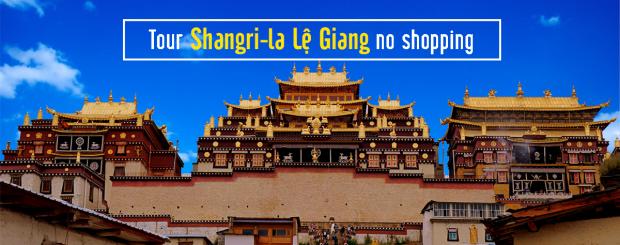 Tour Lệ Giang Shangrila