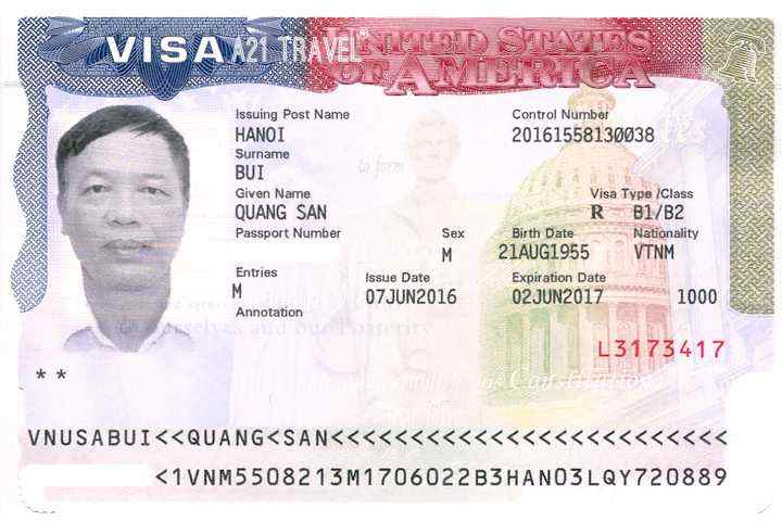 Visa Mỹ - dịch vụ làm Visa Mỹ