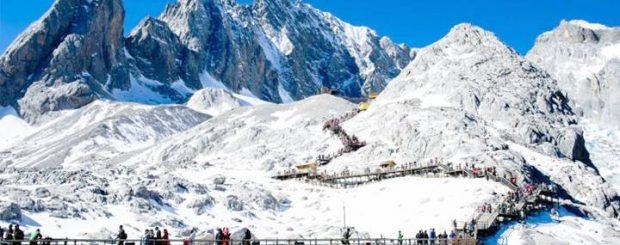 Du lịch Shangrala - Núi Tuyết Sơn Ngọc Long