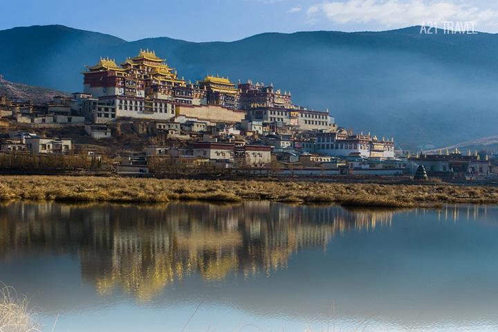 Vẻ đẹp mộng mơ của Shangri-la