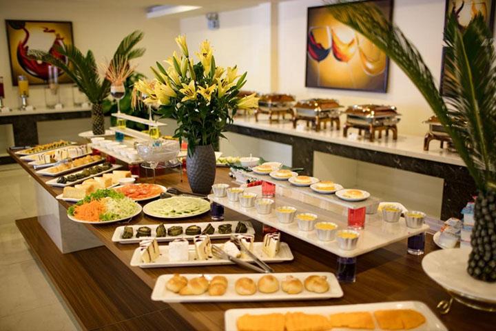 Freesia Sapa bữa sáng Buffet