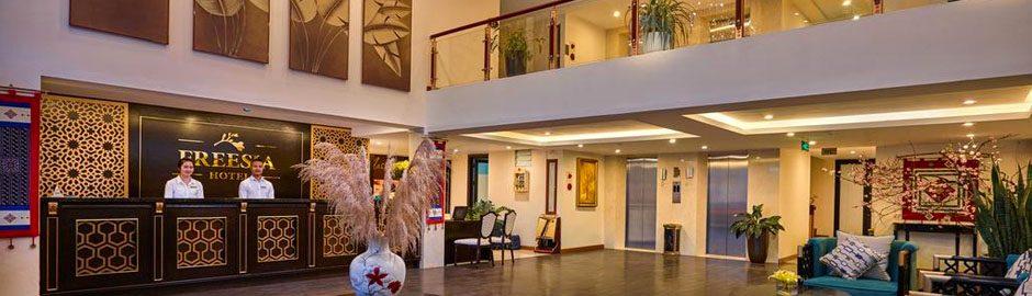 Freesia Sapa hotel 4 sao
