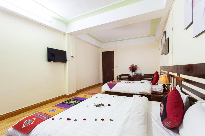 Sapa Freindly Inn Room