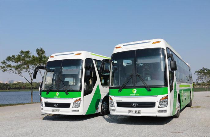 Xe bus Hà Nội Sapa
